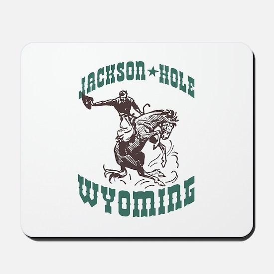 Jackson Hole Wyoming Mousepad