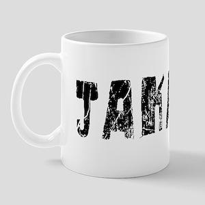 Jakarta Faded (Black) Mug