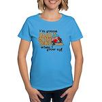 Play In The Dirt Women's Dark T-Shirt