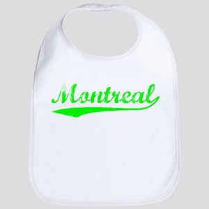 Vintage Montreal (Green) Bib