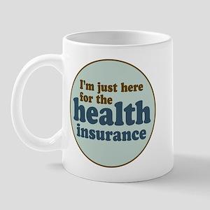 Health Insurance Mug