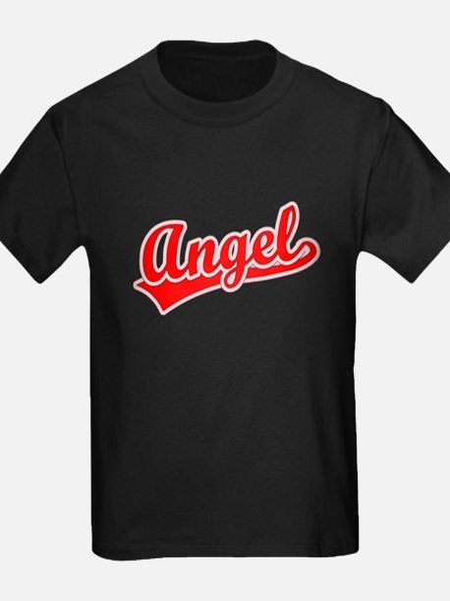 Retro Angel (Red) T