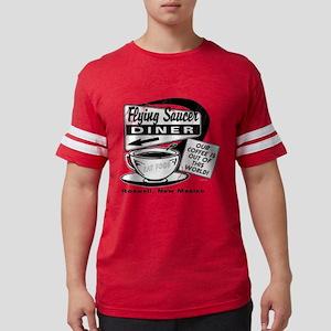 Flying Saucer Diner T-Shirt