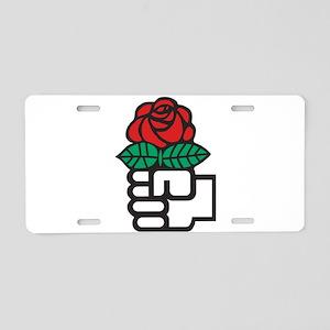 Socialism Aluminum License Plate