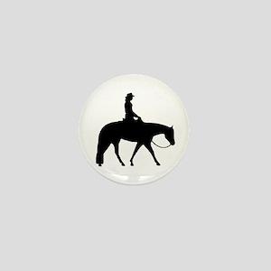 Western Pleasure Female Mini Button