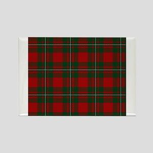 Scottish Clan MacGregor Tartan Magnets