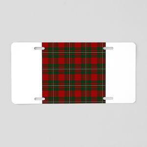 Scottish Clan MacGregor Tar Aluminum License Plate