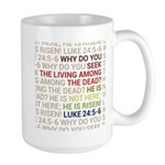 He is Risen Mugs