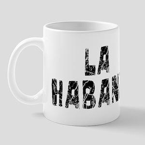 La Habana Faded (Black) Mug