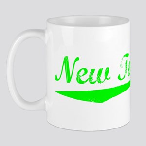Vintage New Township (Green) Mug