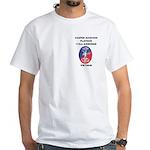 CASPER AVIATION PLATOON White T-Shirt