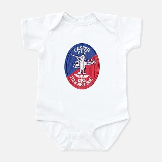 CASPER AVIATION PLATOON Infant Bodysuit