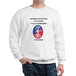 CASPER AVIATION PLATOON Sweatshirt