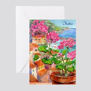 Italian Greeting Cards (Pk of 10)