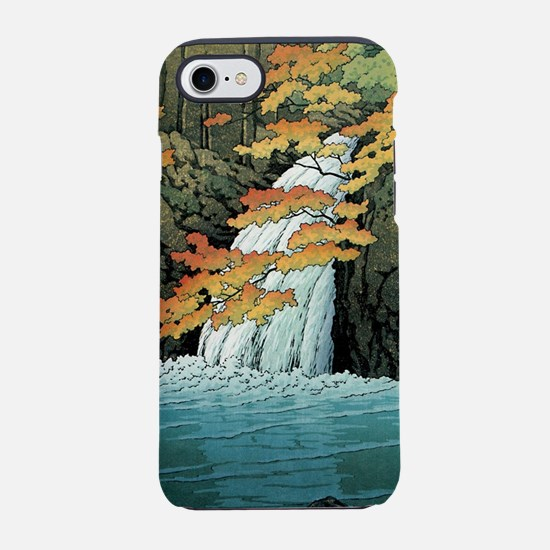 Senju Waterfall, Akame - Kaw iPhone 8/7 Tough Case