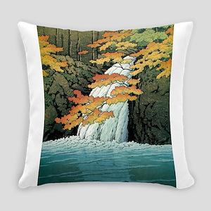 Senju Waterfall, Akame - Kawase Ha Everyday Pillow