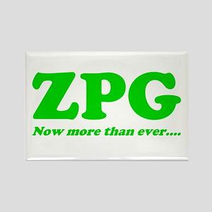 ZPG Rectangle Magnet