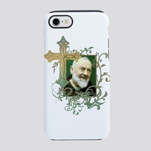 Padre Pio iPhone 8/7 Tough Case
