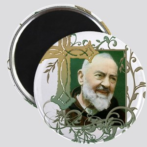 Padre Pio Magnets