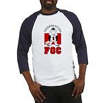 FOC Tshirt Friends of Cho Baseball Jersey