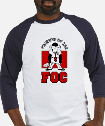 FOC Tshirt Friends of Cho Baseball Jersey