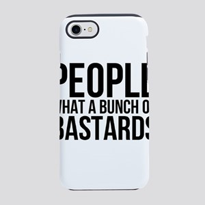 People What a Bunch of Basta iPhone 8/7 Tough Case
