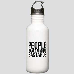 People What a Bunch of Stainless Water Bottle 1.0L