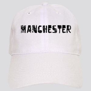 Manchester Faded (Black) Cap