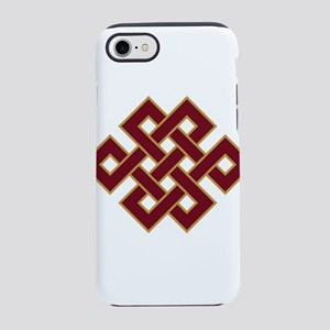 Endless knot iPhone 8/7 Tough Case