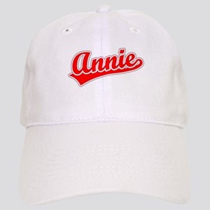 Retro Annie (Red) Cap