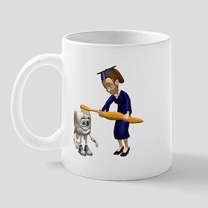 Dental Hygiene Graduation Mug