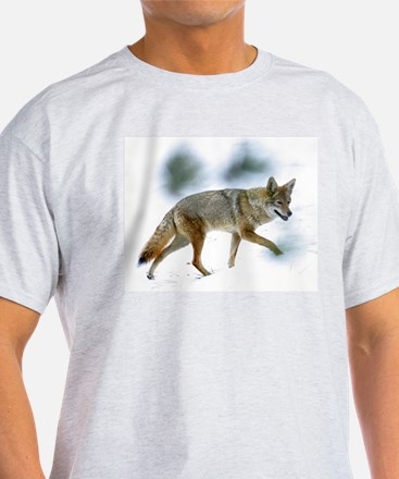 Coyote - front & Joshua Tree back T-Shirt