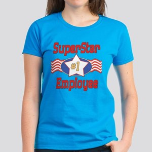 Superstar Employee Women's Dark T-Shirt