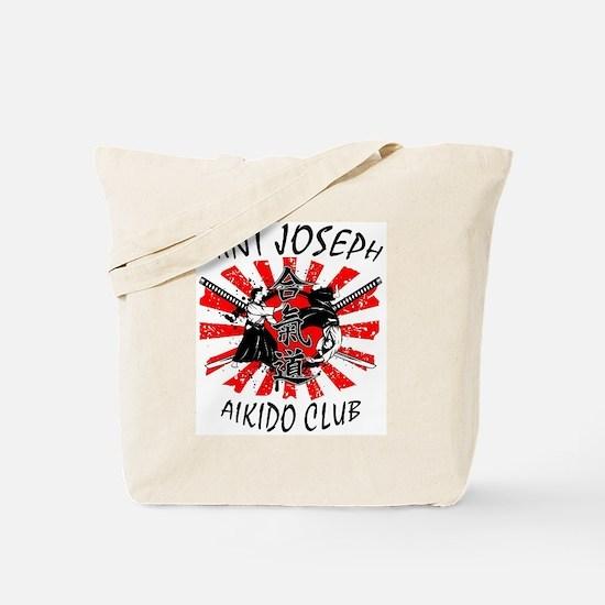 Cool Aikido Tote Bag