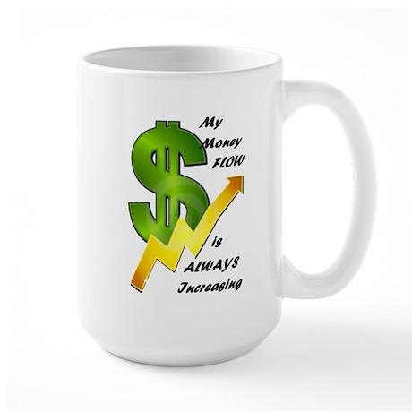 YUM! Money Reiki Infused Large Mug!