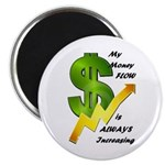 Money Reiki Infused Magnet