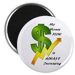 Money Reiki Infused Magnet