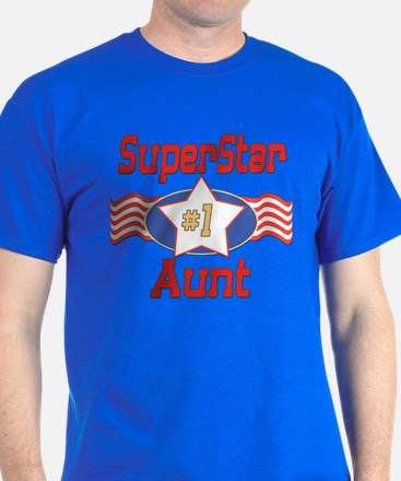 Superstar Aunt T-Shirt