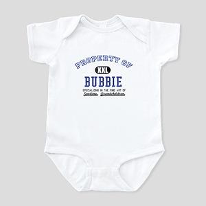 Property of Bubbie Infant Bodysuit