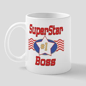 Superstar Boss Mug