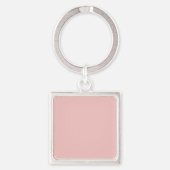 girly pastel blush pink Keychains