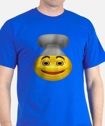 Chef Hat Face T-Shirt