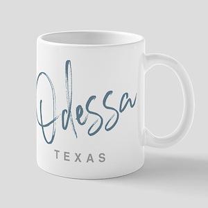Odessa Texas Mugs