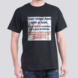 CAIN KILLED ABEL WITH A ROCK T-Shirt