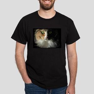 The Cat's Eyes Dark T-Shirt