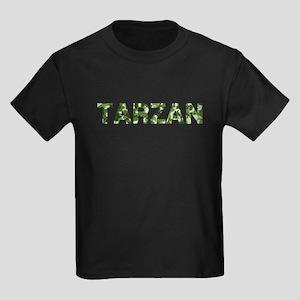 Tarzan, Vintage Camo, Women's T-Shirt