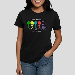 WhiteSeeingTheWorld T-Shirt