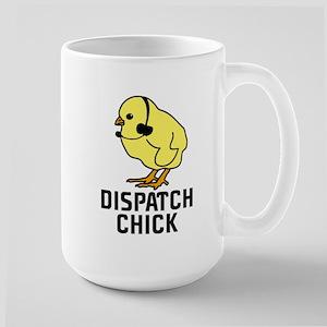 Dispatch Chick Mugs