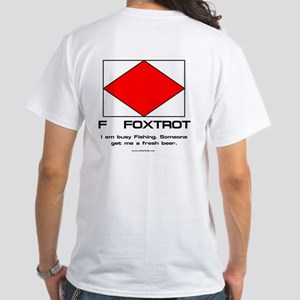 Foxtrot White T-Shirt