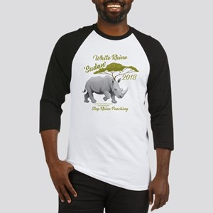 Stop Rhino Poaching - Tribute to S Baseball Jersey